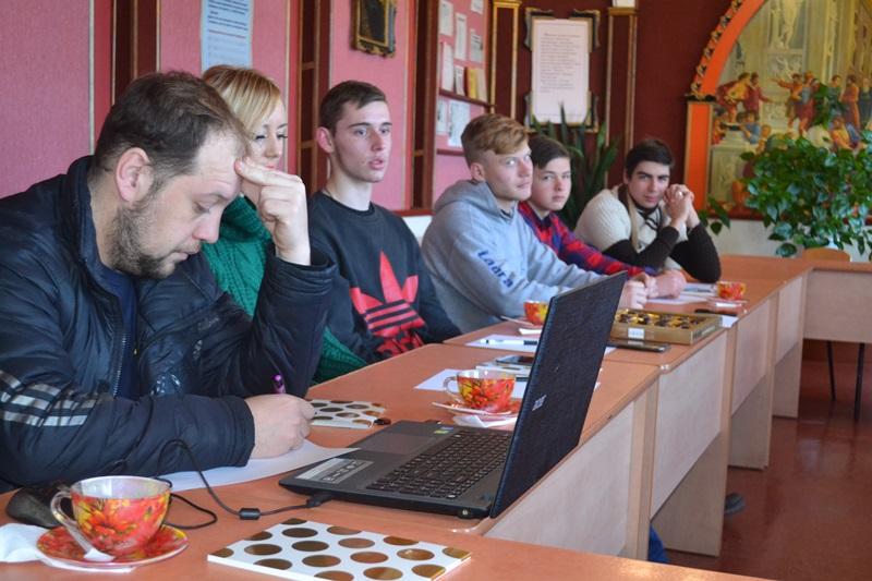 Студенти ППІ НУК ім. ад. Макарова готуються до зустрічі з депутатами міської ради