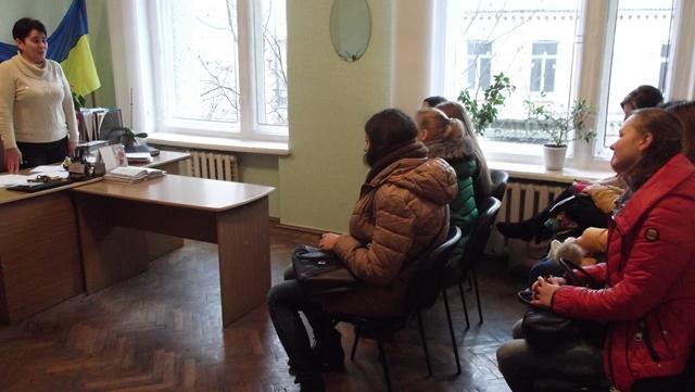 День «Відкритих дверей» у Первомайську
